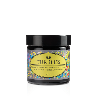 Turbliss - Bioactive Peat Mask